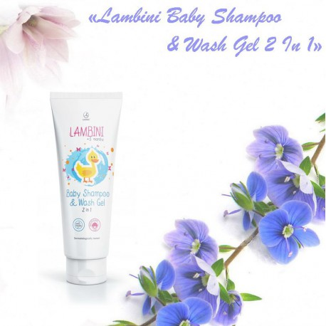 Купить шампунь Lambre Lambini Baby Shampoo & Wash Gel 2 In 1