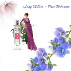 Lady million Paco Rabanne купить Ламбре №3